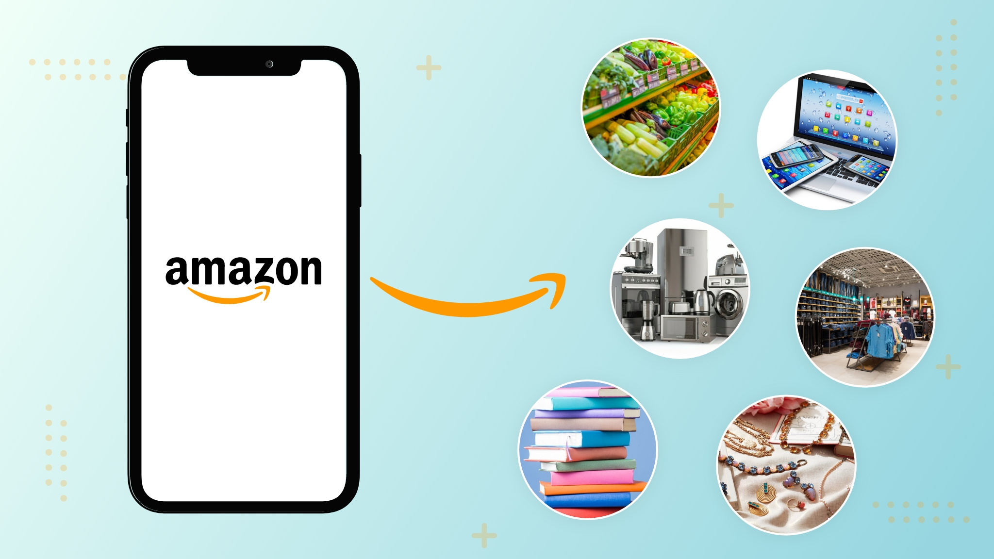 create app like amazon