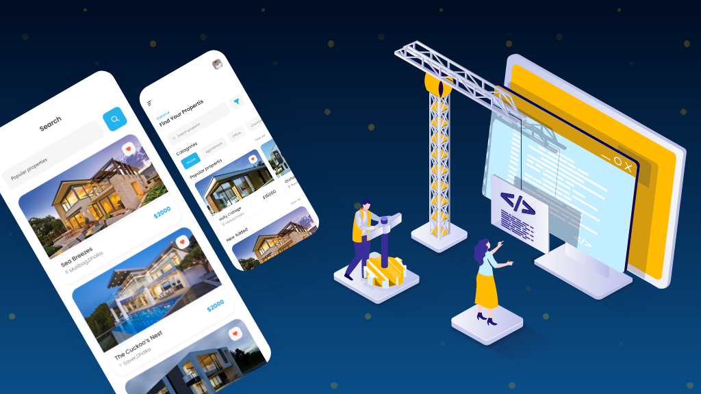 A Comprehensive Guide To Real Estate App Development Approach