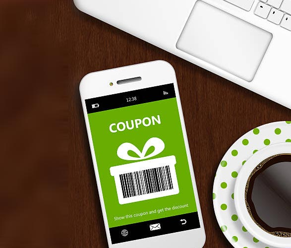 Create a rental app with coupons and gift